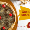 Pizzas doces - Pizza Prime