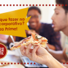 Evento corporativo - Pizza Prime